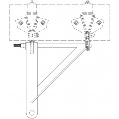 Swinging Angle Brackets